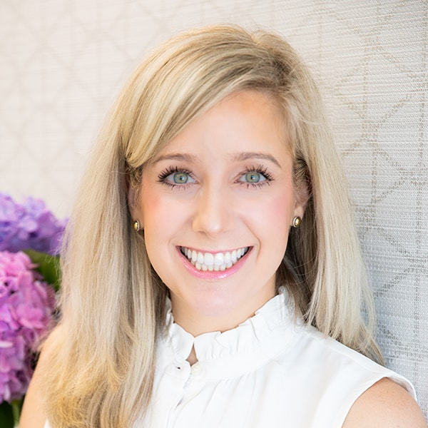 Headshot of your orthodontist in Homewood, AL, showing her bright smile