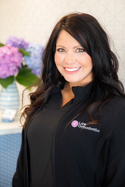 Profile photo of Laura Carbonie a Patient Coordinator at Law Orthodontics